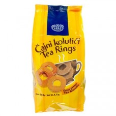 Cajni kolutici - Tea Rings