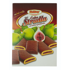 Chocolate fig strudel mini rolls / Štrudla čoko smokva 350g