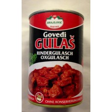 Beef gulash - Goveđi gulaš